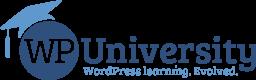 WPUniversity Logo
