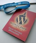 My Name Badge for WordCamp Ottawa